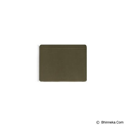 MACALLY MAagnetic Snap On Case For Apple iPad (3rd Generation) [MCLMAGCOVER3M] - Olive Green - Casing Tablet / Case
